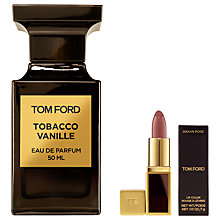 Buy TOM FORD Private Blend Tobacco Vanille Eau de Parfum, 50ml with Gift Online at johnlewis.com