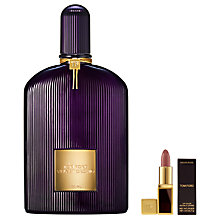 Buy TOM FORD Velvet Orchid Eau de Parfum 100ml with Gift Online at johnlewis.com