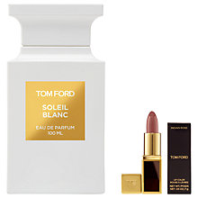 Buy TOM FORD Private Blend Soleil Blanc Eau de Parfum, 100ml with Gift Online at johnlewis.com