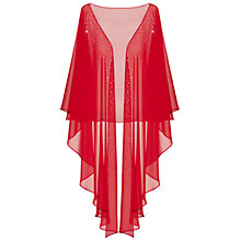 Buy Gina Bacconi Freya Diamante Shawl Online at johnlewis.com
