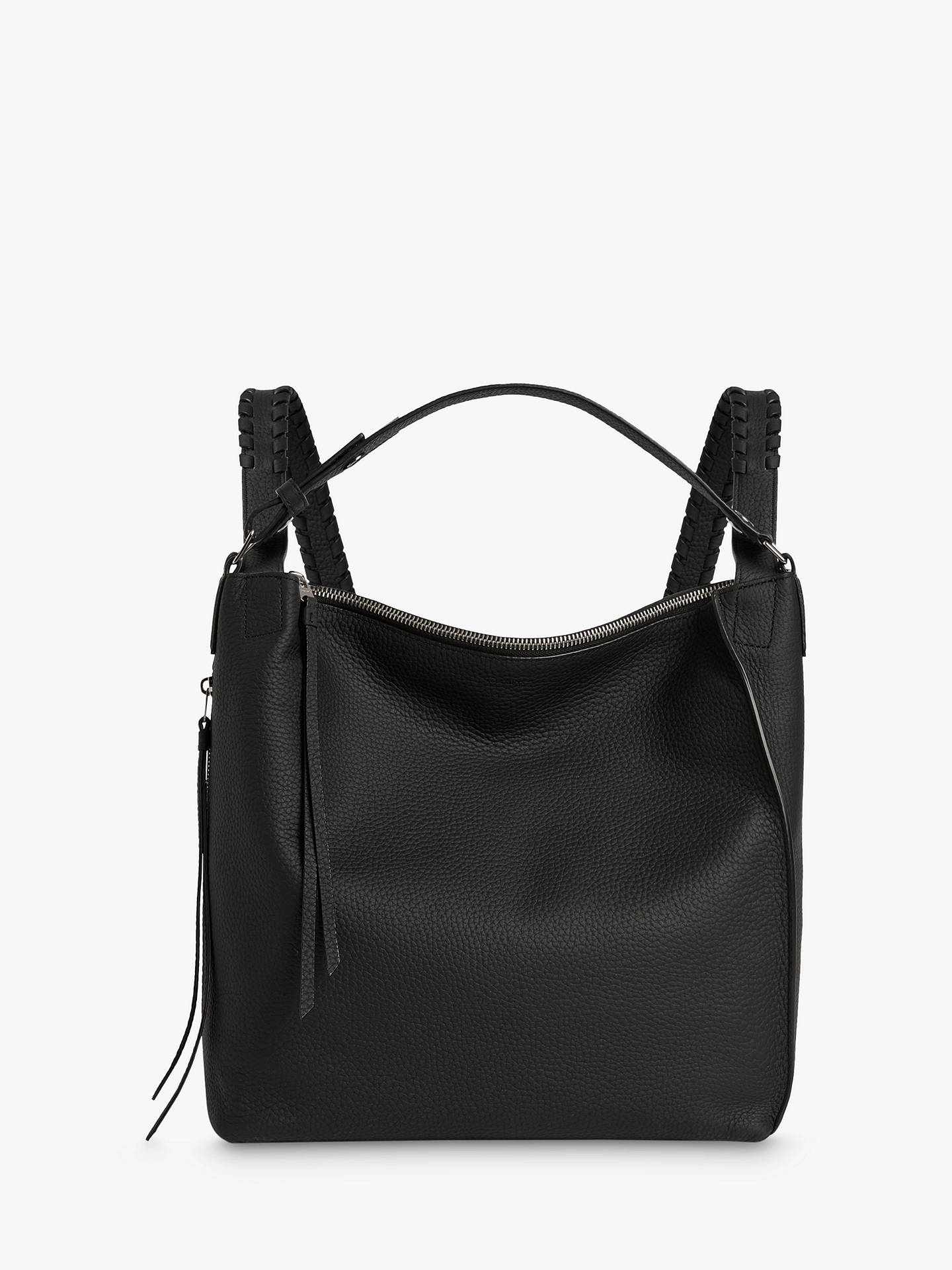 21ee844d79 Buy AllSaints Kita Small Leather Backpack