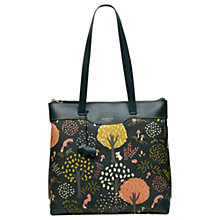 Buy Radley Epping Forest Large Shoulder Bag, Pine Online at johnlewis.com