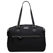 Buy Radley Spring Park Large Work Tote Bag, Black Online at johnlewis.com