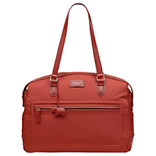 Buy Radley Spring Park Large Work Tote Bag, Paprika Online at johnlewis.com