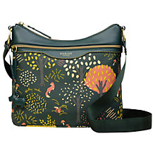 Buy Radley Epping Forest Medium Hobo Bag, Pine Online at johnlewis.com