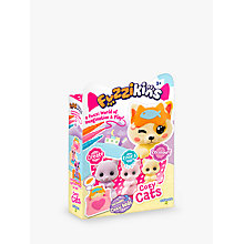 Buy Fuzzikins Craft Cozy Cats Online at johnlewis.com