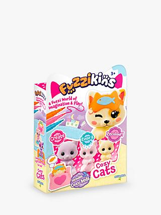 Fuzzikins Craft Cozy Cats