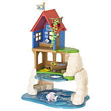 Buy Sylvanian Families Secret Island Playhouse Online at johnlewis.com