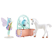 Buy My Fairy Garden Unicorn And Friends Elvie Online at johnlewis.com
