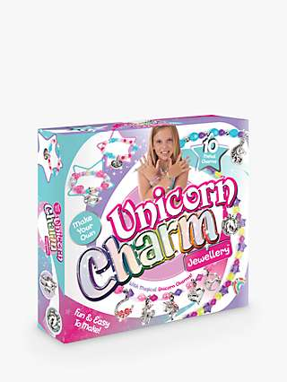 Craft Box Make Your Own Unicorn Jewellery