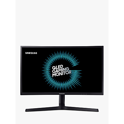 Samsung LC24FG73FQUXEN Full HD Curved Gaming Monitor, 24