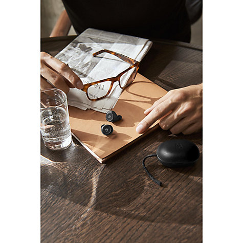 Buy B&O PLAY by Bang & Olufsen Beoplay E8 True Wireless Bluetooth In-Ear Headphones with Mic/Remote Online at johnlewis.com