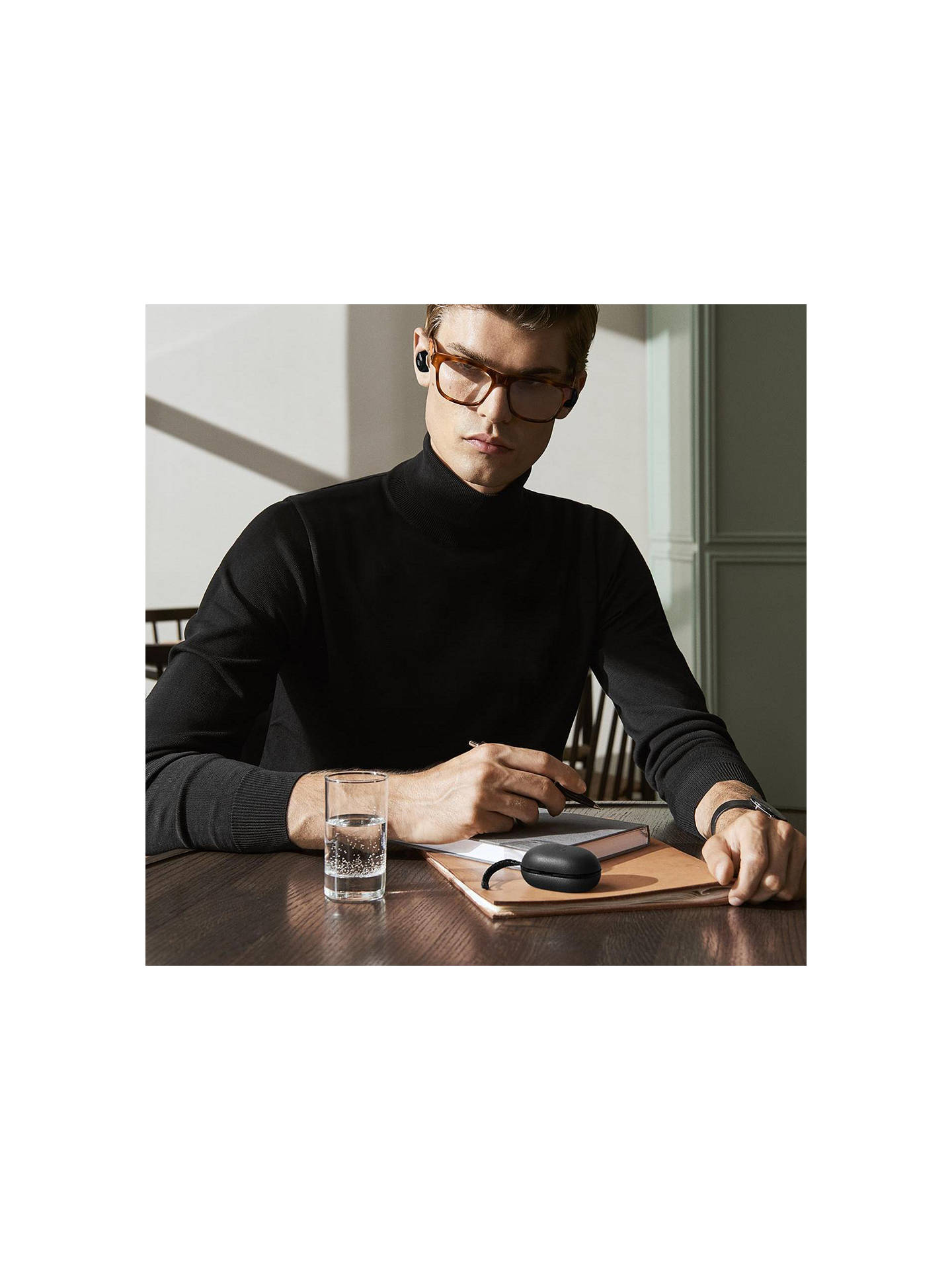 BuyB&O PLAY by Bang & Olufsen Beoplay E8 True Wireless Bluetooth In-Ear Headphones with Mic/Remote, Black Online at johnlewis.com