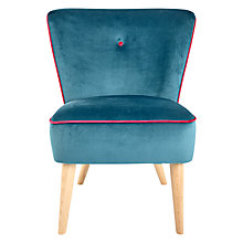 Buy John Lewis Audrey Accent Chair, Light Leg Online at johnlewis.com
