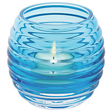 Buy Dartington Crystal Beehive Tealight Candle Holder Online at johnlewis.com