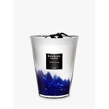 Buy Baobab Touareg Feathers Candle, 3kg Online at johnlewis.com
