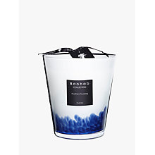 Buy Baobab Touareg Feathers Candle, 1kg Online at johnlewis.com