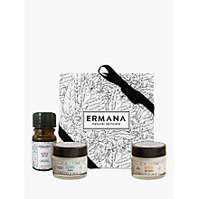 Buy Ermana Natural Skincare Starter Gift Set Online at johnlewis.com