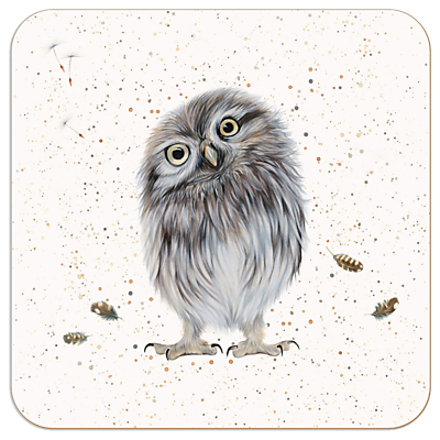 Harebell Designs Little Owl Placemat, Multi