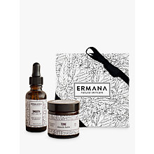 Buy Ermana Natural Skincare Smoothe Mens Gift Set Online at johnlewis.com