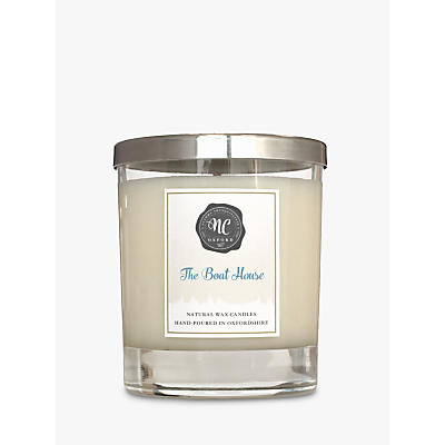 NC Oxford The Boat House Candle Jar