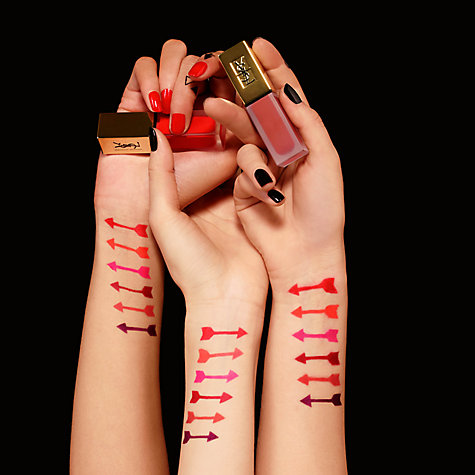 Buy Yves Saint Laurent Tatouage Couture Liquid Lipstick Online at johnlewis.com