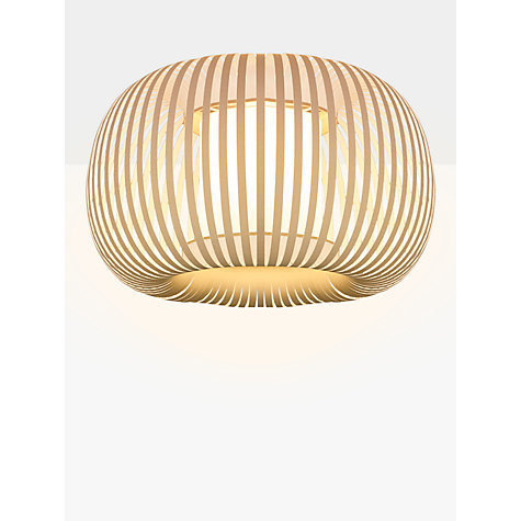 Buy john lewis harmony ribbon semi flush ceiling light natural buy john lewis harmony ribbon semi flush ceiling light natural online at johnlewis aloadofball Gallery