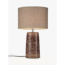 Buy John Lewis Freeman Tall Table Lamp Online at johnlewis.com