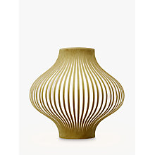 Buy John Lewis Harmony Velvet Ribbon Small Table Lamp, Olive Online at johnlewis.com