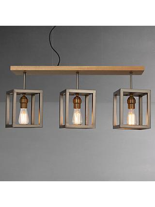 copper lighting pendants black john lewis partners calia pendant diner ceiling light fsccertified white lights lighting