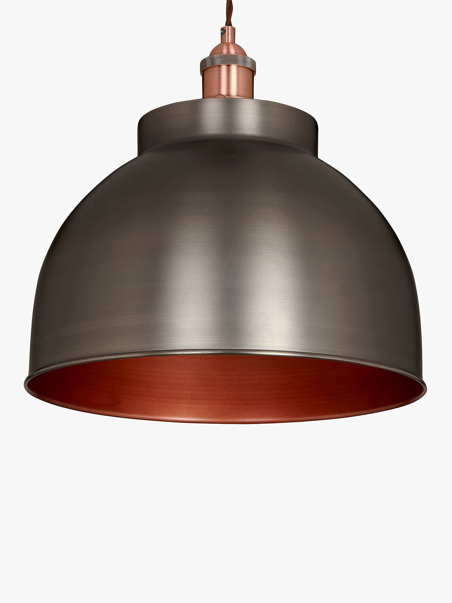 John Lewis Amp Partners Baldwin Large Pendant Ceiling Light