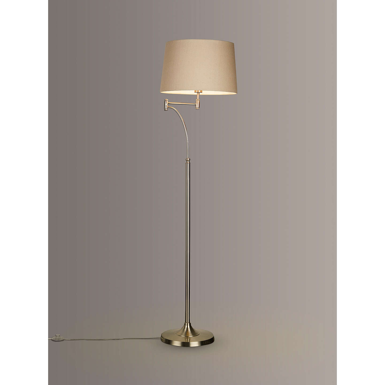 John lewis evelyn swing arm floor lamp nickel at john lewis buyjohn lewis evelyn swing arm floor lamp nickel online at johnlewis aloadofball Gallery