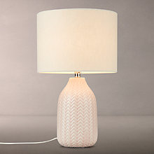 Buy John Lewis Joyce Ceramic Table Lamp Online at johnlewis.com