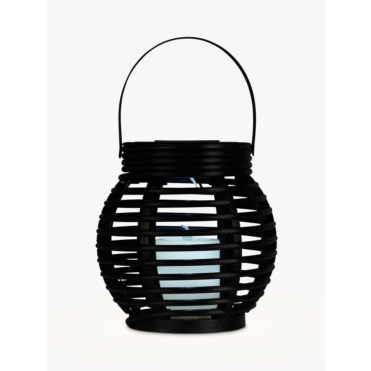 John lewis tresta rattan lantern solar outdoor light brown at john buyjohn lewis tresta rattan lantern solar outdoor light brown online at johnlewis mozeypictures Image collections