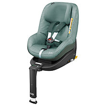 Buy Maxi-Cosi 2wayPearl i-Size Group 1 Car Seat, Nomad Green Online at johnlewis.com