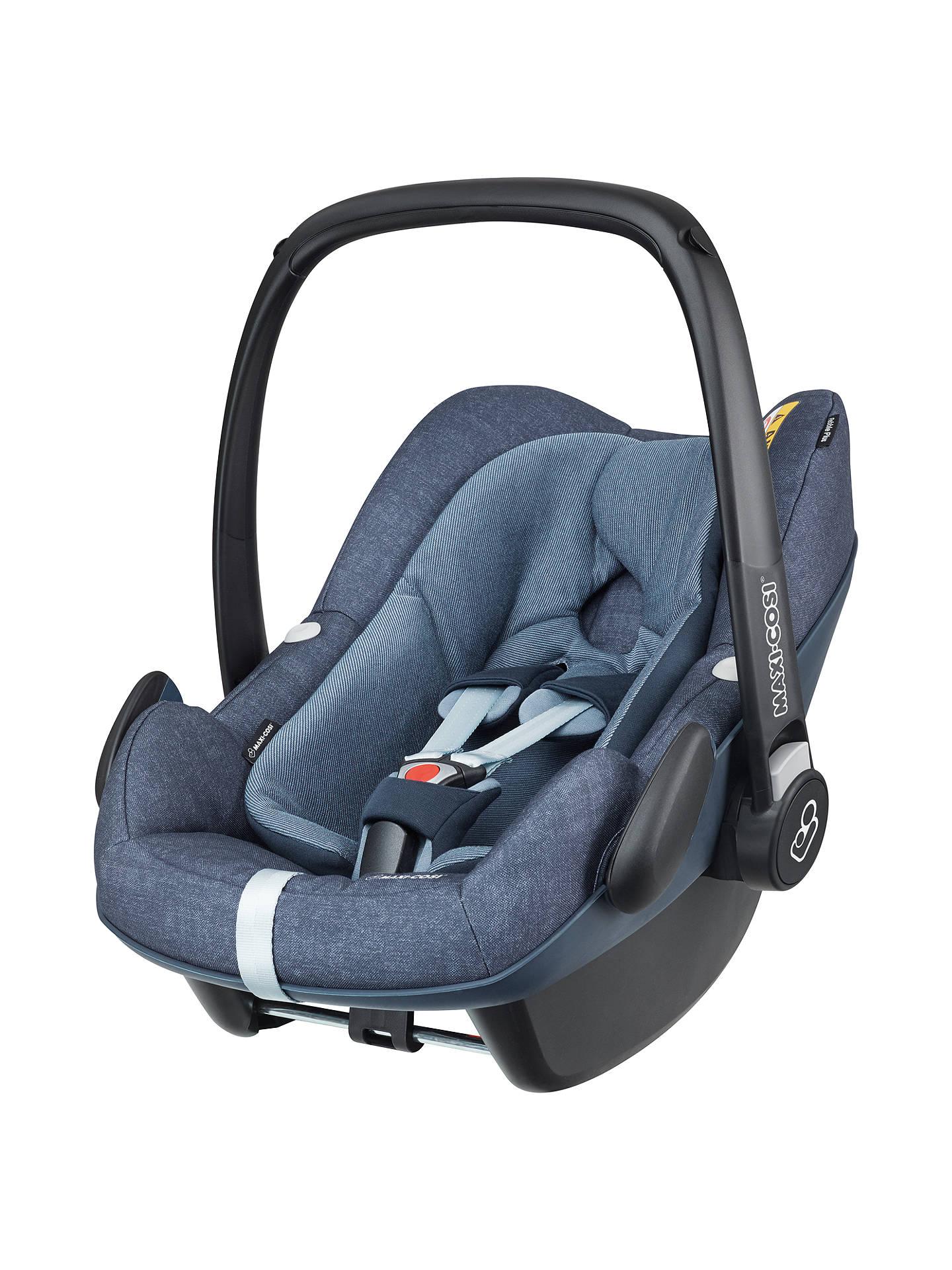 maxi cosi pebble plus i size group 0 baby car seat nomad. Black Bedroom Furniture Sets. Home Design Ideas