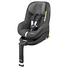 Buy Maxi-Cosi 2wayPearl i-Size Group 1 Car Seat, Triangle Black Online at johnlewis.com