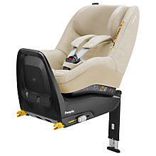 Buy Maxi-Cosi 2wayPearl i-Size Group 1 Car Seat, Nomad Sand Online at johnlewis.com