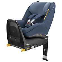 Buy Maxi-Cosi 2wayPearl i-Size Group 1 Car Seat, Nomad Blue Online at johnlewis.com