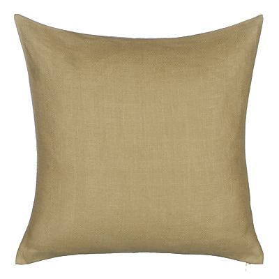 John Lewis Herringbone Linen Cushion