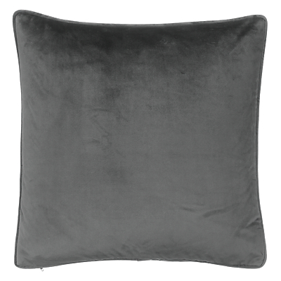 John Lewis Lustre Velvet Cushion