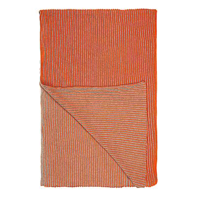 John Lewis Rib Knit Throw