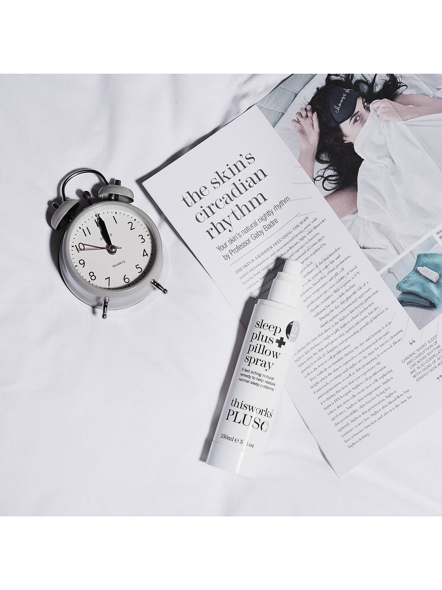 Buy This Works Sleep Plus Pillow Spray, 150ml Online at johnlewis.com