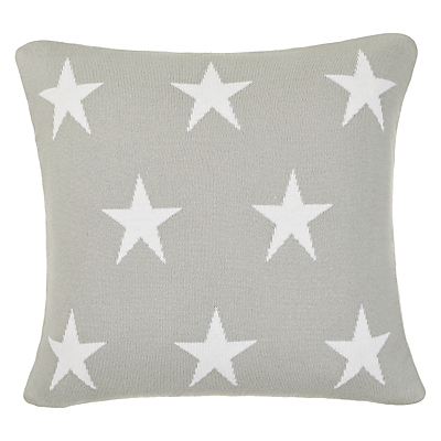 little home at John Lewis Star Cushion