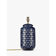 Buy John Lewis Oshro Ceramic Lamp Base Online at johnlewis.com