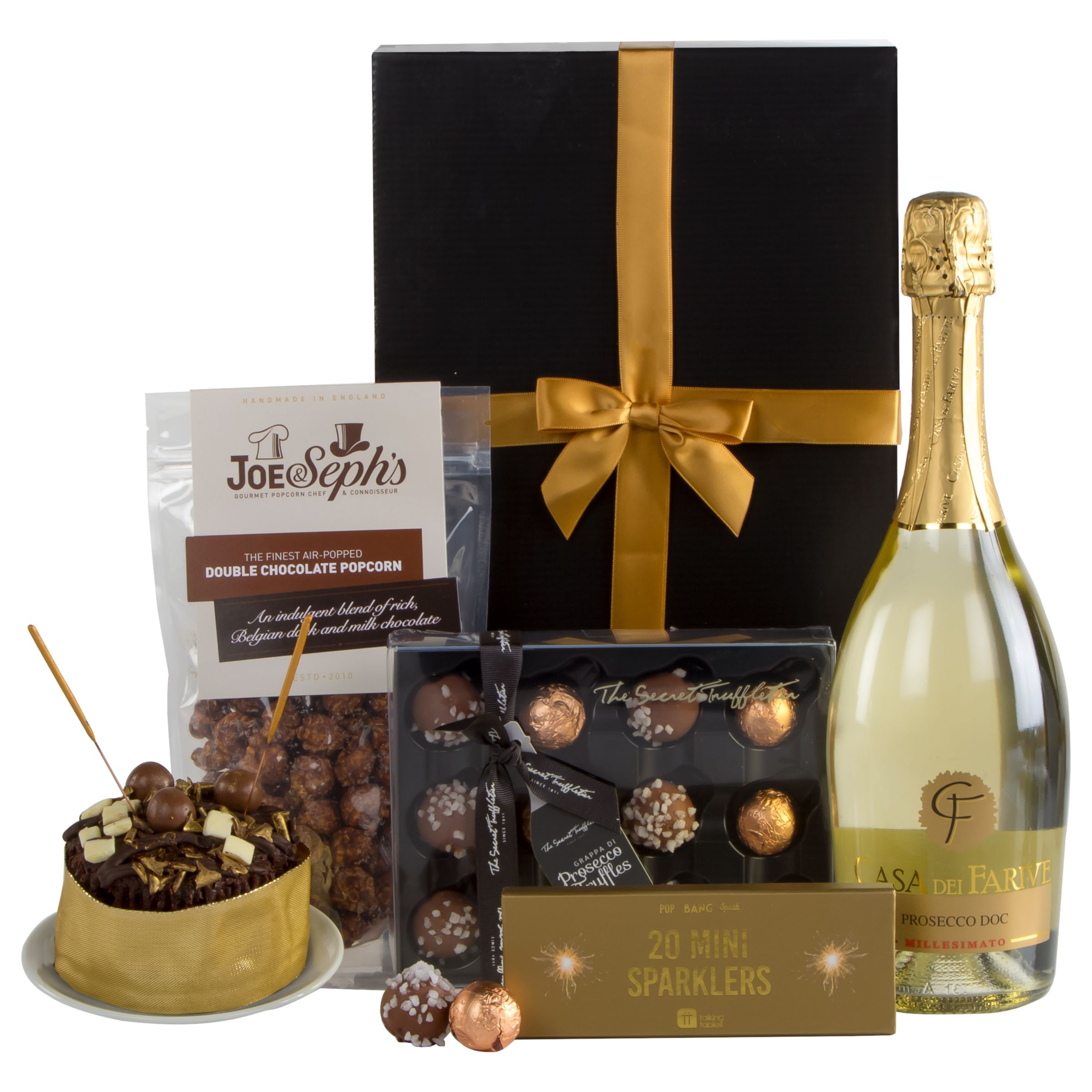 Christmas top 5 christmas hampers john lewis sparkling celebration christmas gift box solutioingenieria Gallery