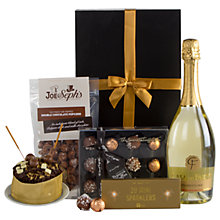 Buy John Lewis Sparkling Celebration Christmas Gift Box Online at johnlewis.com