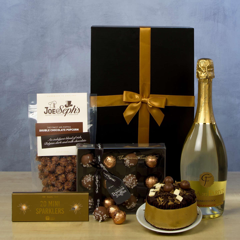 Buyjohn Lewis Sparkling Celebration Christmas Gift Box Online At Johnlewiscom