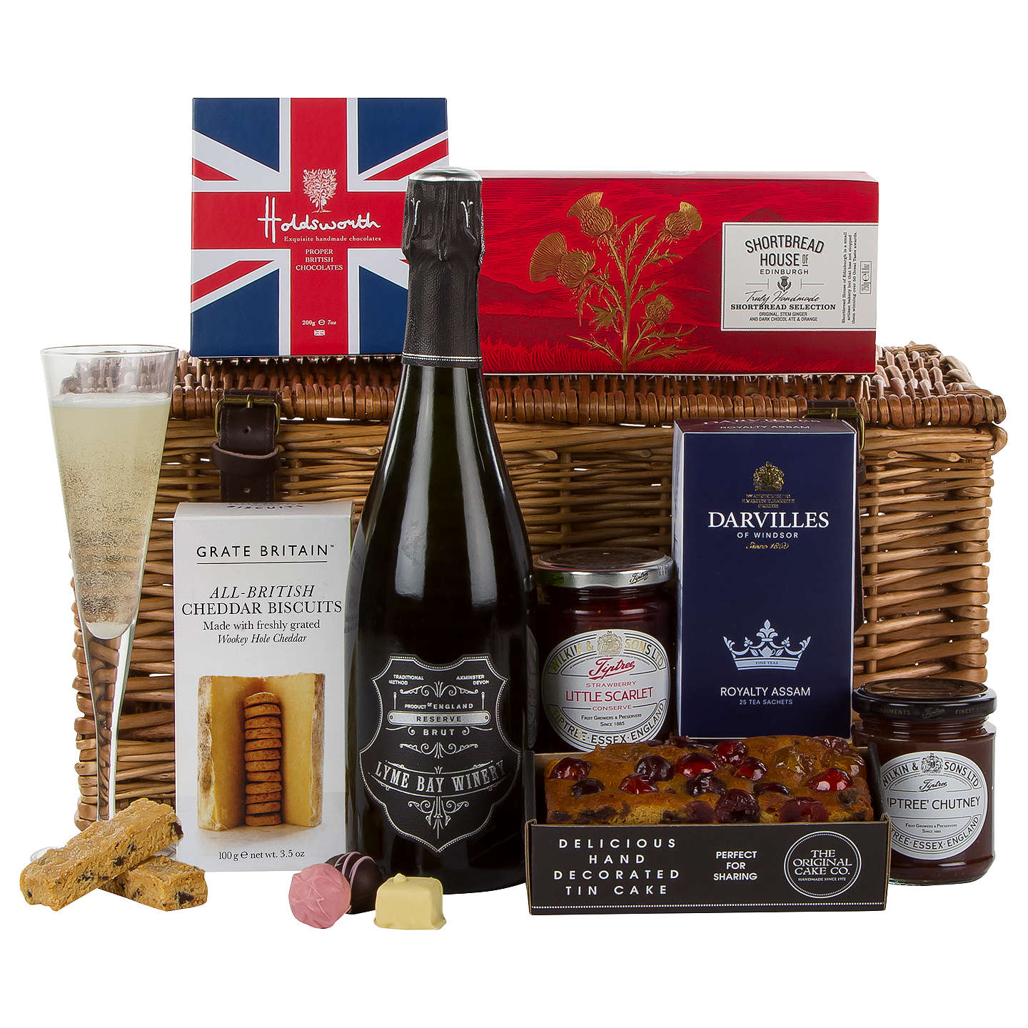 Buyjohn Lewis Best Of British Hamper Online At Johnlewiscom