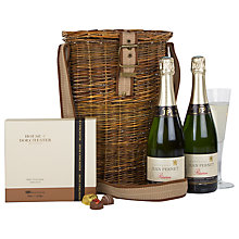 Buy John Lewis Champagne Indulgence Hamper Online at johnlewis.com